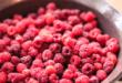 La framboise est le seul fruit dont la graine pousse à l'extérieur
